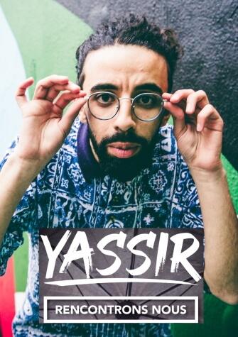 Yassir One Man Show au Théâtre Le Point Comédie
