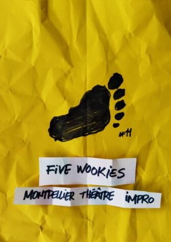 Wookies Impro au Théâtre Le Point Comédie