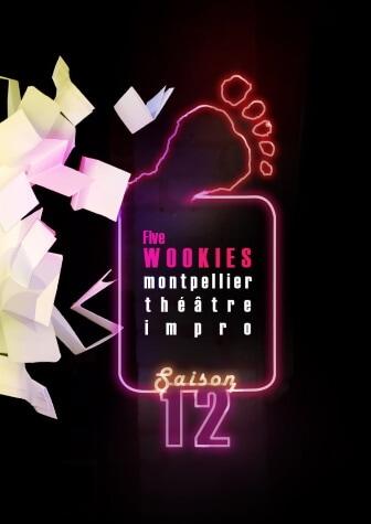 Wookies Impro Saison 12 au Théâtre Le Point Comédie