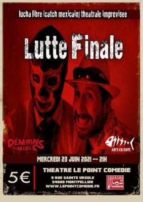 Lutte Finale - Battle d'impro