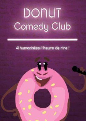 Le Donut Comedy Club